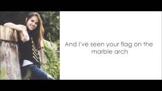 Carly Rose - Hallelujah - Lyrics