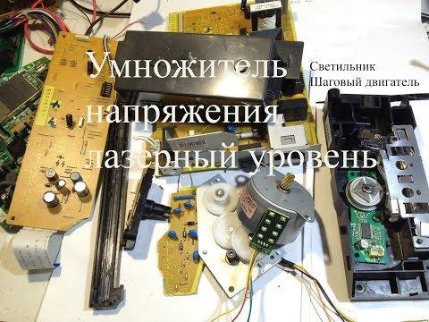 Как расшифровывается мфу принтер