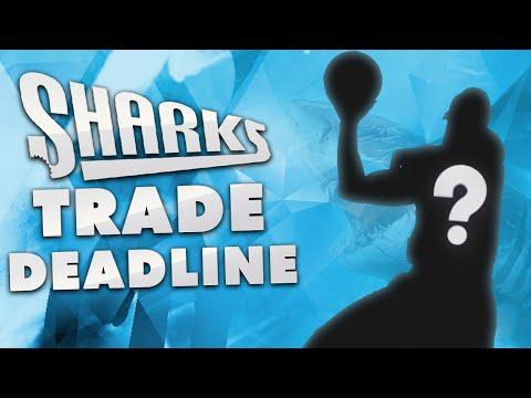 NBA 2K16 San Diego Sharks MyLeague Ep. 11 - BLOCKBUSTER TRADE DEADLINE!!! SUPERSTAR!!!
