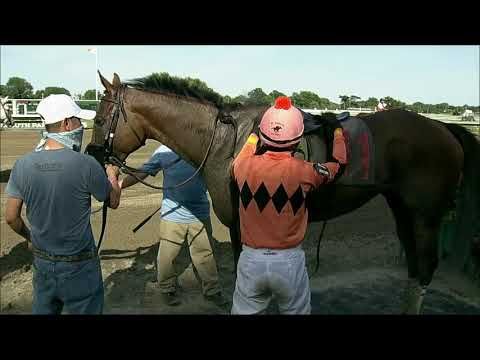video thumbnail for MONMOUTH PARK 07-25-20 RACE 10