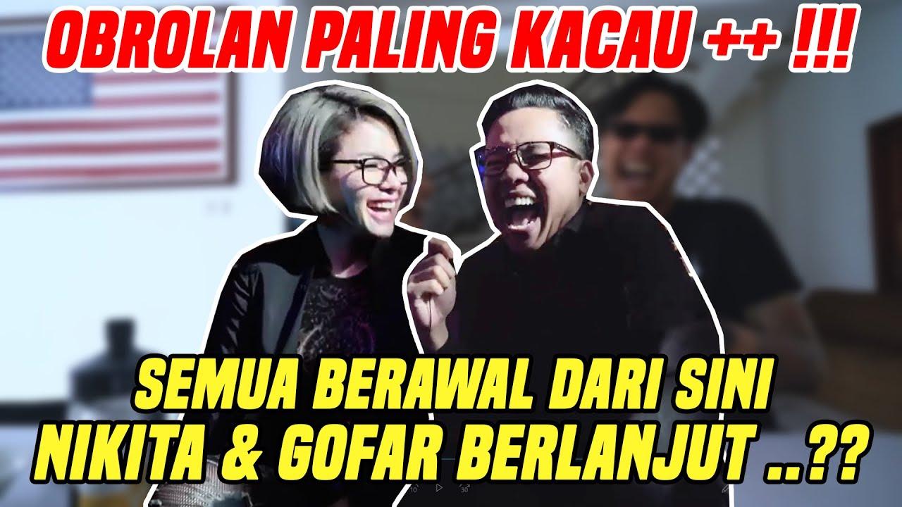 GARA GARA NGOBROL NGACO BARENG GOFAR, MEREKA JADI SALING BAPER????