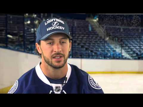 "Tampa Bay Lightning: Players Answer the Question ""What's Home to You?"" Ryan Callahan & Tyler Johnson"