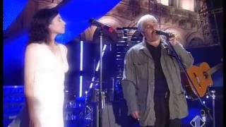 """Giorgia e Pino Daniele in """"Vento di passione"""""""