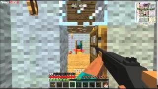Minecraft LOQUENDO Invasion Zombie | Cap 1 | EL COMIENZO