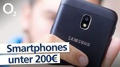 Die besten Smartphones unter 200€ - Top Handy-Schnäppchen im Test