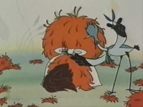 Мультфильм откуда у льва грива