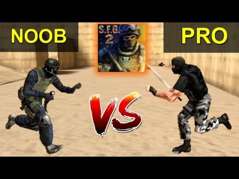 Special Forces Group 2 - Noob VS Pro (Knives)