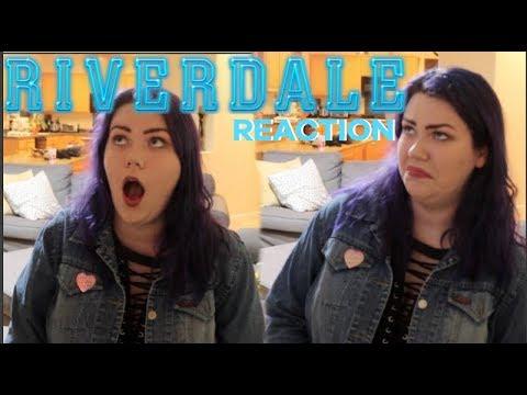 "RIVERDALE  SEASON 2 EPISODE 1 REACTION | ""A Kiss Before Dying"""