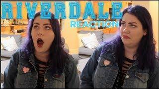 RIVERDALE  SEASON 2 EPISODE 1 REACTION |