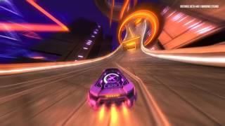 Distance gameplay Flawless run! Amusement level