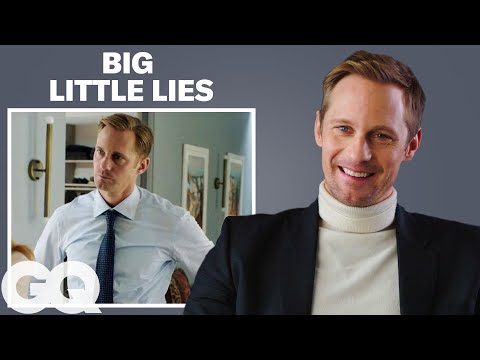 Alexander Skarsgard Breaks Down His Most Iconic Characters | GQ