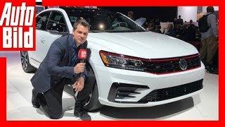 VW Passat GT (NAIAS 2018) Details/Erklärung