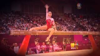 USA vs. Russia 2012 Olympic Gymnastics