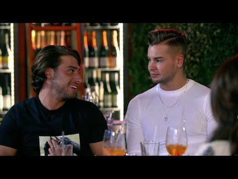 Chris and Kem Straight Outta Love Island- Double Date with Chris & Olivia and Kem & Amber