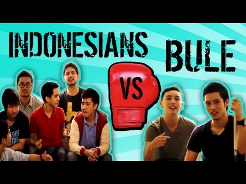 INDONESIANS VS BULE