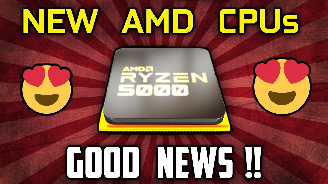 Ryzen 5000 Series CPUs are Coming | Wait or not ? [HINDI]