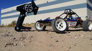 Quick Run Kyosho Turbo Scorpion(Photo Shoot)