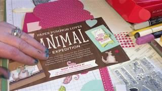 Paper Pumpkin January 2019 Be my Valentine Alternative Card tutorial