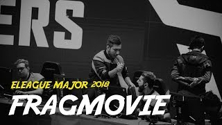 Space Soldiers ELEAGUE Major Boston 2018 (Fragmovie)