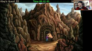 let's play King's Quest III Redux #03 - Medusa