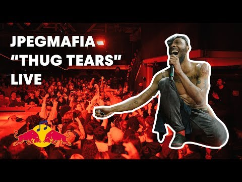 JPEGMAFIA - Thug Tears | LIVE | Red Bull Music Festival New York