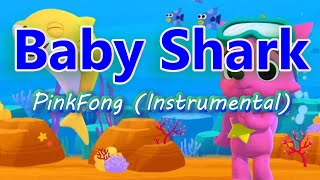 PinkFong - Baby Shark ( Instrumental Piano version )