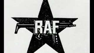 R.A.F. ist +STADTGUERILLA +(no anti-Communist comments permitted)