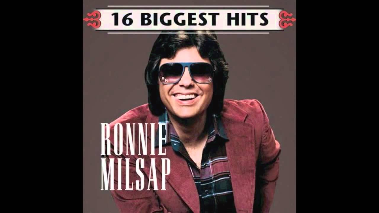 Ronnie Milsap   There s a Stranger In My House   YouTube