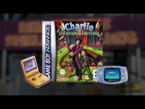 Gameplay : Charlie and the Chocolate Factory [Gameboy Advance]