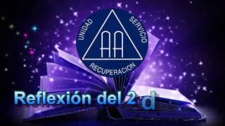 A A  REFLEXIÓN DEL 2 DE MAYO