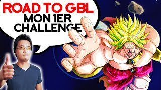 ROAD TO GBL #1 : mon 1er challenge impossibruh