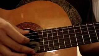 La Malaguena Guitar Lesson Part 1