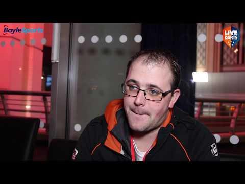 David Evans reveals frustration over BDO World Championship prize fund