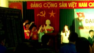 Việt Nam Đất Nước Tuyệt Vời. CLB Guitar trường THPT Phan Ngọc Hiển