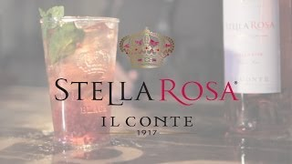 Stella Rosa Princess Peach Recipe | Stella Rosa Tv