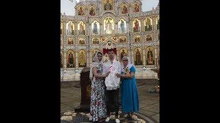 Ольга Рапунцель и Дмитрий Дмитренко покрестили дочку Дом 2 новости 2018