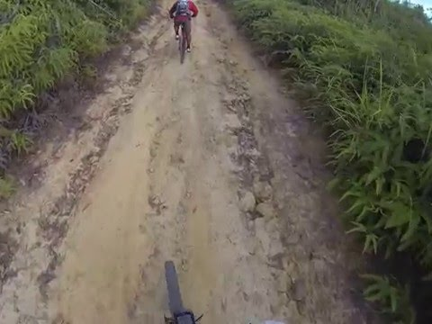 Balikpapan Mud Hogs - 9 02 16 - City Ride