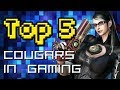 Top 5 Sexy Cougars in Video Games