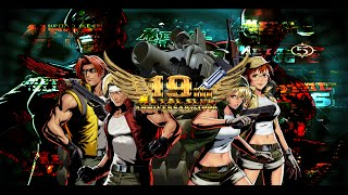 [HD] Metal slug ANNIVERSARY - 19th (SERIES 1996 ~ 2015)