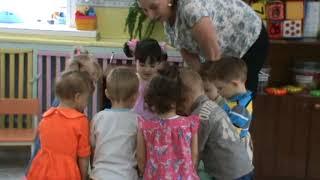 Конспект игровой деятельности детей раннего возраста