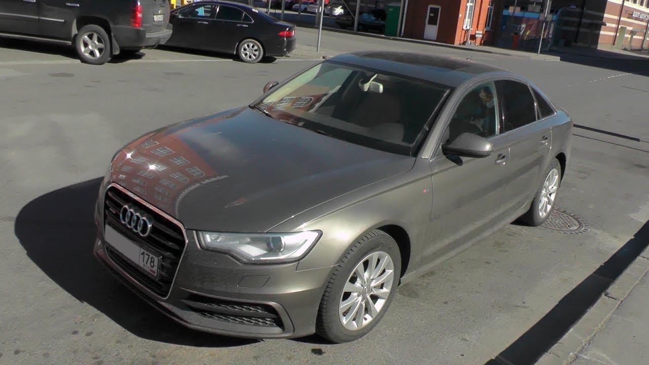 Audi Q7 2010 г.в. (2017-01-14) Секонд Тест - б/у - тест-драйв .