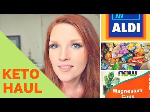 Aldi & Nutrition Store Grocery Haul Post VSG Weight Loss Surgery Keto Diet