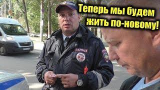 В Самаре начали штрафовать водителей по новым правилам
