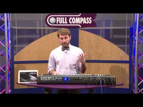 Kurzweil KORE 64 ROM Expansion Card for PC3/PC3K Demo | Full Compass