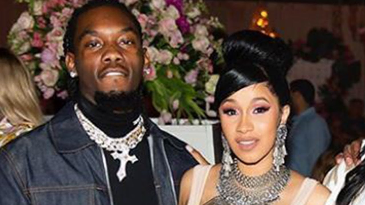 All The Details On Cardi B Offset S Lavish Lit Baby Shower Of