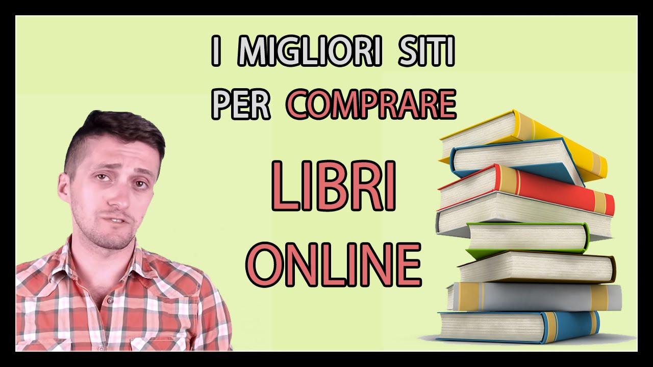I migliori siti per comprare libri online youtube for Siti per comprare mobili online