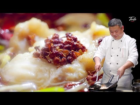 Catfish 2 Ways By Chinese Masterchef | Chinese Food • Taste Show