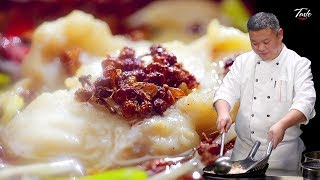 Catfish 2 ways by Chinese Masterchef • Taste The Chinese Recipes Show