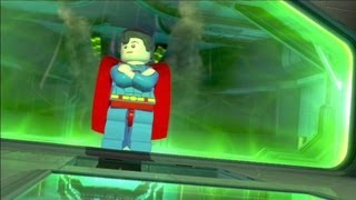 Lego Batman 2 DC Super Heroes: Destino Metrópolis - gameplay completa