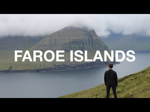 All around the Faroe Islands